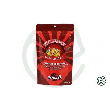 Pangea Fruit Mix With Insects Complete Gecko Diet 56.7g