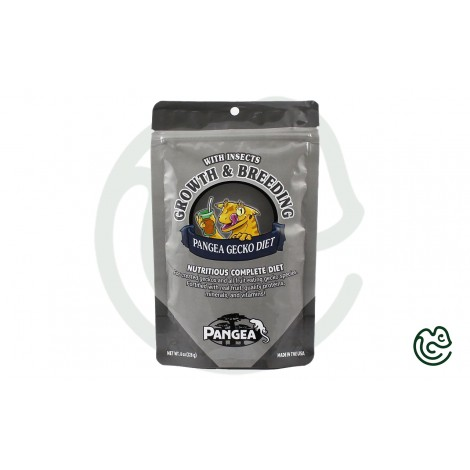 Pangea Gecko Diet Growth and Breeding Formula 56.7g