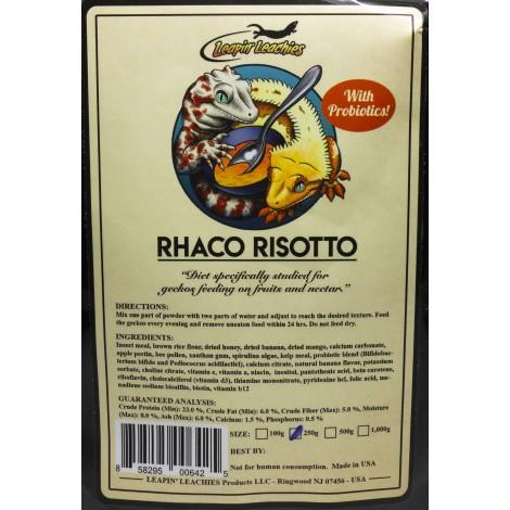 Leapin Leachies - RHACO RISOTTO
