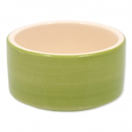 Miska keramická 10cm zelená