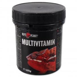 REPTI PLANET Doplnkové krmivo pre plazy - Multivitamín 125g
